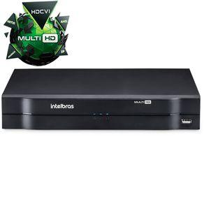 Dvr-Stand-Alone-Intelbras-08-Canais-MutiHD---HDCVI-AHD-HDTVI-analogica-e-IP-Mhdx-1008