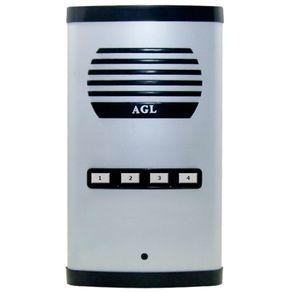 Porteiro-coletivo-de-04-pontos-AGL-em-aluminio