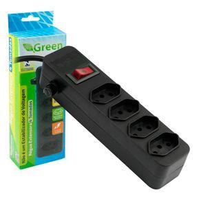 Regua-Extensora-4-tomadas-Green-Chip-Sce-075-9514-cabo-80cm-127-220V