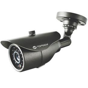 Camera-Top-Way-defender-grey-HD-TVI-24-Leds-1-4-digital-720p-Lente-3.6mm