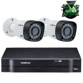 Kit-Cameras-de-seguranca-Intelbras-MultiHD-DVR-4c---2-cameras-1010B-G3