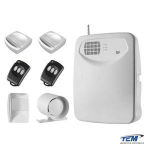 Kit-Central-de-Alarme-com-discador-TEM-Flex-435-sem-fio