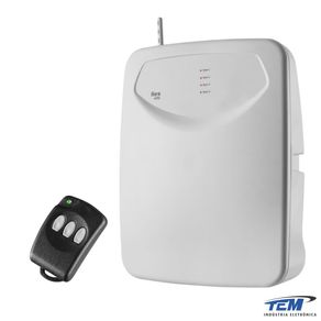 Central-de-Alarme-TEM-flex-415-com-controle-remoto-433-MHZ-HC-e-CL