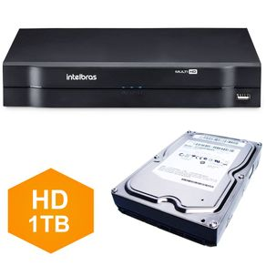 Kit-Dvr-Stand-Alone-Intelbras-8c-MHDX1008-G3---HD-1Tb-Seagate
