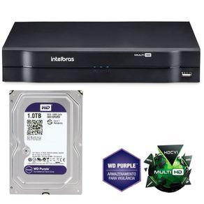 Kit-Dvr-Stand-Alone-Intelbras-8c-MHDX1008-G3---HD-1Tb-WD-Purple