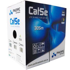 Cabo-de-Rede-UTP-Pacific-Network-Azul-Cat5e-24awg-x-4-pares-Cmx-Caixa-com-305m