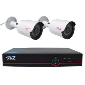 Kit-02-Cameras-de-Seguranca-4-em-1-Full-HD---Dvr-04-Canais-6-em-1--FullHD--IP-Ahd-Analogico-Hdtvi-Hdcvi-