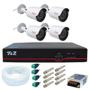 Kit-04-Cameras-de-Seguranca-4-em-1-Full-HD---Dvr-04-Canais-6-em-1--FullHD--IP-Ahd-Analogico-Hdtvi-Hdcvi----Acessorios