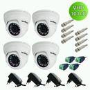 Kit-4-Cameras-dome-Intelbras-Multi-HD-Vhd-1010d-G4---Fonte---Conectores