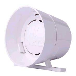 Sirene-Ipec-1-som-para-Alarme--Alta-Potencia-de-116-dB--12v-Branca