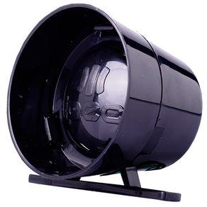 Sirene-Ipec-1-som-para-Alarme--Alta-Potencia-de-116-dB-12v-Preta