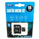 Cartao-de-memoria-Ultra-microSD-Classe10-16gb-Knup-Kp-m16-com-Adaptador