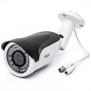 Camera-Bullet-Ipega-AHD-M-1080p-2MP-Alcance-40-metros-Lente-3.6mm-com-Ajuste-de-foco-KP-CA118