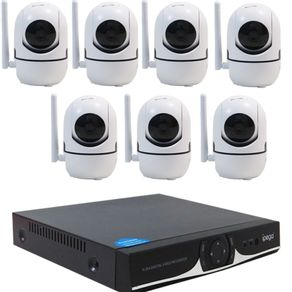 Kit-IP-WIFI-DVR-04-Canais---07-Camera-IP-HD-720P-Wifi