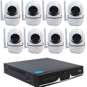 Kit-IP-WIFI-DVR-04-Canais---08-Camera-IP-HD-720P-Wifi