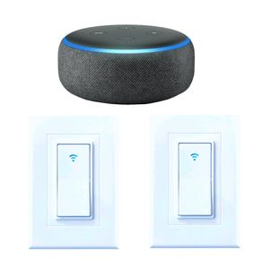 KIT-CASA-CONECTADA---1-SMART-SPEAKER-ECHO-DOT-ALEXA-E--2-INTERRUPTORES-WIFI