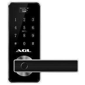 Fechadura-Digital-AGL-H10-Biometria-Senha-Cartao-e-Tag-Acesso