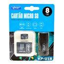 Cartao-de-Memoria-micro-sd-8GB-com-Adaptador-USB-Knup-KP-U18