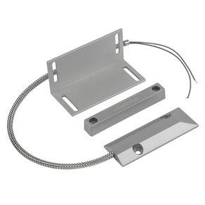 Sensor-de-abertura-magnetico-com-fio-Intelbras-XAS-porta-de-aco-SP