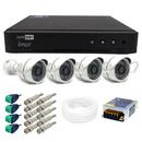 Kit-ideal-para-peq-comercio-e-res.---Dvr-4ch-5-em-1-c-leitor-facial---4-cameras-ext.-720p---acess.