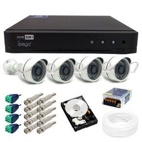 Kit-ideal-p--peq-comercios-res.--Dvr-4ch-5-em-1-c--leitor-facial--4-cam.-ext-720p-acess.-hd-500gb