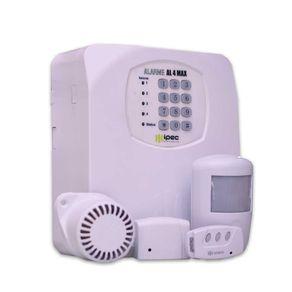 Kit-Central-de-Alarme-Ipec-AL4-Max-sem-fio---Instala-Facil