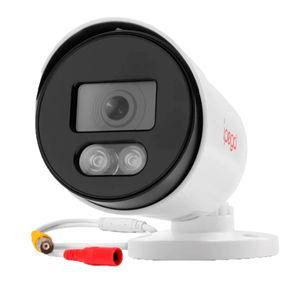 Camera-Bullet-Knup-Ipega-KP-CA166-1080P-2MP-Plastico-Colorida-a-Noite