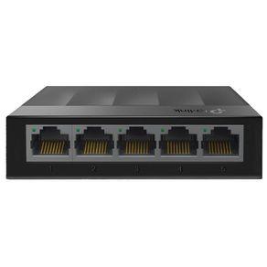 Switch-TP-LINK-Litewave-Gigabit-de-Mesa-com-5-portas-LS1005G
