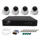Kit-4-cameras-de-seguranca-FullHD-1080P-ipega-KP-CA167---Dvr-ipega-KP-CA233---Acessorios