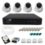 Kit-completo-4-cameras-de-seguranca-Full-HD-1080P-Ipega-KP-CA167---Dvr-Ipega-KP-CA233---HD-500GB