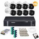 Kit-8-Cameras-Intelbras-HD-Vhl-1120B-20m---Dvr-8-canais-Mhdx-1108---Acessorios---HD-1-TB