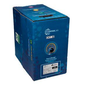 bobina-cat5e-copperlan-azul