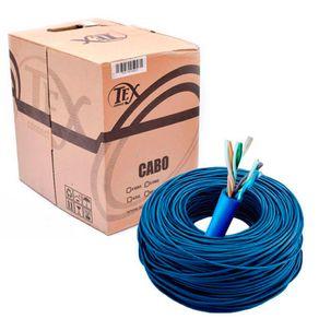 bobina-cabo-cftv-tex-azul